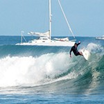 【NO SURF, NO LIFE】夏のベストポイント・アラモアナ。日本人が入るのは無理?