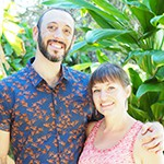 【Aloha Interview Vol.75】 ジュエリーデザイナー/Morgan Lane Tannerさん、写真家/Josh Asternさん