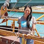 【Aloha Interview Vol.77】ポリネシアン・ボヤージング・ソサエティー/ミキ・トミタさん