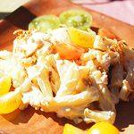 【アウトドア ハワイごはん-Taste of Hawaii-②】定番サイドメニュー スモークエッグのマカロニサラダ