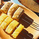 【アウトドア ハワイごはん-Taste of Hawaii-③】簡単おしゃれなデザート!バナナとパインのフルーツグリル