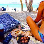 【フォトジェニックなハワイ旅】Vol.1 ビーチでお洒落ピクニックのコツ