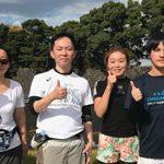 【Naturaction】目指せ!ホノルルハーフマラソン・ハパルア!皇居でランニング練習会を開催しました!