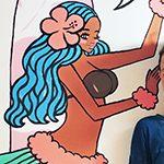 【Aloha Interview Vol.91】トロピカルイラストレーター/マイティ・スーさん