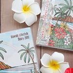 ハワイ好き必見!『アロハ・ヘブン』最新作がハワイ手帳とコラボ